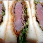 洋食katsui - ヒレカツサンド