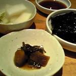 韓国郷土料理 ととり - つきだし