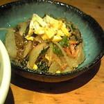 韓国郷土料理 ととり - 明太チャプチェ