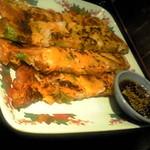 韓国郷土料理 ととり - 豚キムチちぢみ