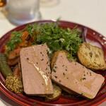 サラマンジェ ドゥ カジノ - 前菜