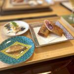 Ebisuchuukataizan - 前菜