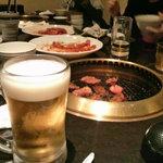1405210 - 生ビールと焼肉【とらじ韓亭 】