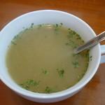 カフェ ヒマラヤ - ダールスープ