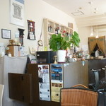 カフェ ヒマラヤ - 店内