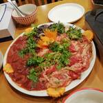 クアクンティム - チムチュム鍋のお肉です