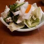 おうち - キャベツサラダ