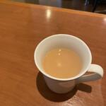 140508816 - ミルクはエバミルクだそうで、コクが深まり美味しかった