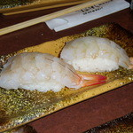 魚河岸料理 うおぎん - 生エビ 157円(二貫)