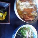 14051950 - カツ丼定食