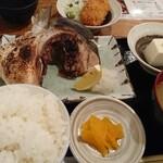 魚金 - ぶりかま定食