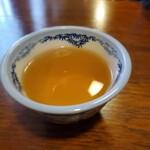 そば処 一休庵 - 美味しいお茶