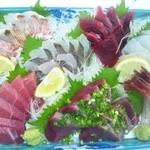 紀八寿司 - 宴会用お刺身盛り合わせ