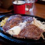 カウボーイ - 料理写真:カントリーステーキハウス カウボーイ ステーキランチ