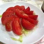温州坊 - トマトサラダ