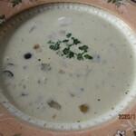 140525187 - 茸のスープ