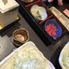 とんかつ みそ家 - 料理写真:キャベツと漬物