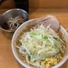 ラーメン二郎 - 料理写真:【2020.10.14】プチ二郎770円+炙崩豚100円