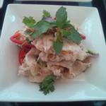 パリヤ - ベトナム風豚しゃぶはヌクマム風味