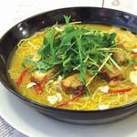 イタ麺 - ちょい辛、ペペロンチーノ