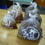 桜井味噌店 - 1年物に、2年物。
