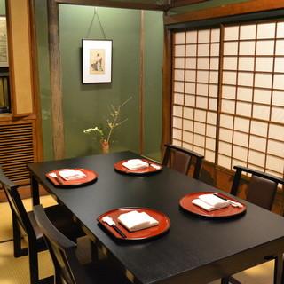 急な食事会、大切な打合せで個室を貸切たい!