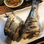 魚玉 - にしんの塩焼き