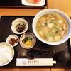 寿司割烹 ほそ川 - 料理写真:ラーメン定食?