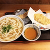 Tatsuya - 料理写真:かけ。とり天。ちくわ天。