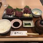 桜肉専門店 さくらさく - 料理写真: