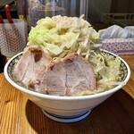 麺匠 克味 - なおじろう野菜(780円税込)