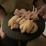 トリノニシカワ - 料理写真: