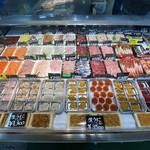 釧路和商市場 - いやぁ〜、目移りしますね! これは楽しいわ〜♪ (*^^*)