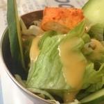 タージマハール - サラダ