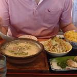 14056099 - ゆし豆腐定食