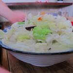 14056410 - ちゃんぽん 野菜増量600円
