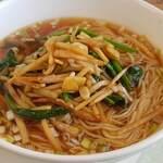 吉華 - 搾菜肉絲湯麵