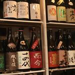 串道楽 楽車 - 広島を中心に全国の銘酒がそろう