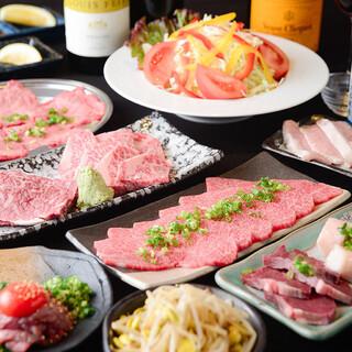 お気軽に!焼肉宴会コースは3500円~ございます☆