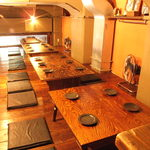 野乃鳥梅味堂 - JR高架下にあり。木造作りでちょっと隠れ家的です。