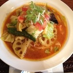 14057308 - スープカレーヌードル(やさい麺)