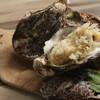 LUCIO - 料理写真:大野瀬戸産殻付牡蠣の白いカキフライ