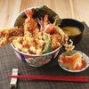天よし - 料理写真:江戸前天丼