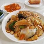 家庭中華料理 しんちゃん -