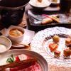 Hakuyoan - 料理写真:はくよ庵名物!あいち牛トマトすき焼き会席