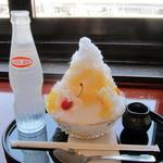 麻布茶房 - かき氷 フルーツカクテルソーダ(900円)