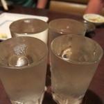 やきとん ひょっとこ - 日本酒がいっぱい♪