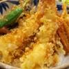 そば処 長岡屋 - 料理写真:天丼