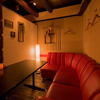 プライベート空間♪当店のテーブル席は全席個室です♪