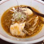麺屋かもめ - 酸辣湯麺